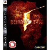 Ex-Display Resident Evil 5 Game PS3 Used - Like New