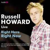 Russell Howard Live - Right Here Right Now Audio Book CD