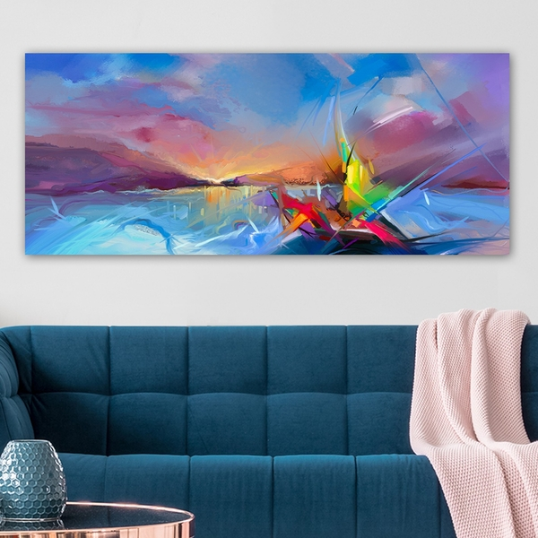 YTY1054276691_50120 Multicolor Decorative Canvas Painting