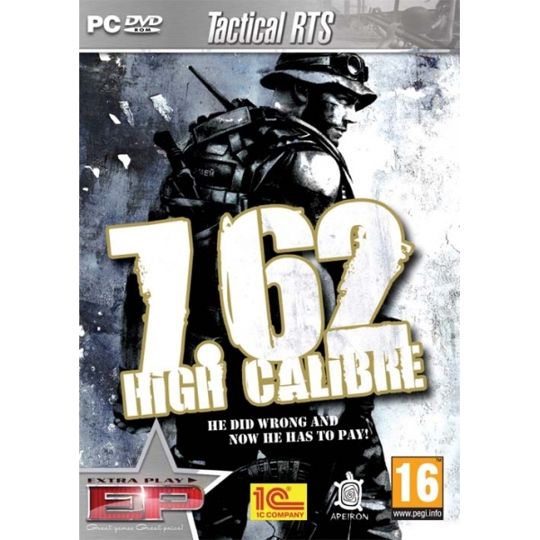 7.62 High Calibur Game PC - Image 1