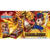 Buddyfight TCG Immortal Entities Vol.1 Extra Booster Box (15 Packs)