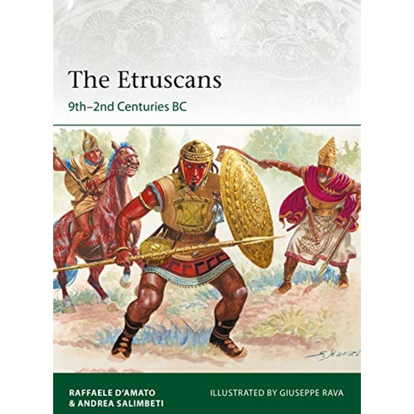 The Etruscans 9th-2nd Centuries BC Paperback / softback 2018