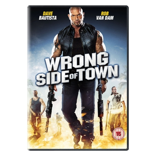 Wrong Side of Town DVD