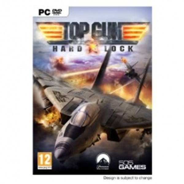Top Gun Hard Lock Game PC