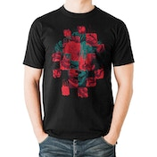 It Chapter 2 - Collage Men's Medium T-Shirt - Black
