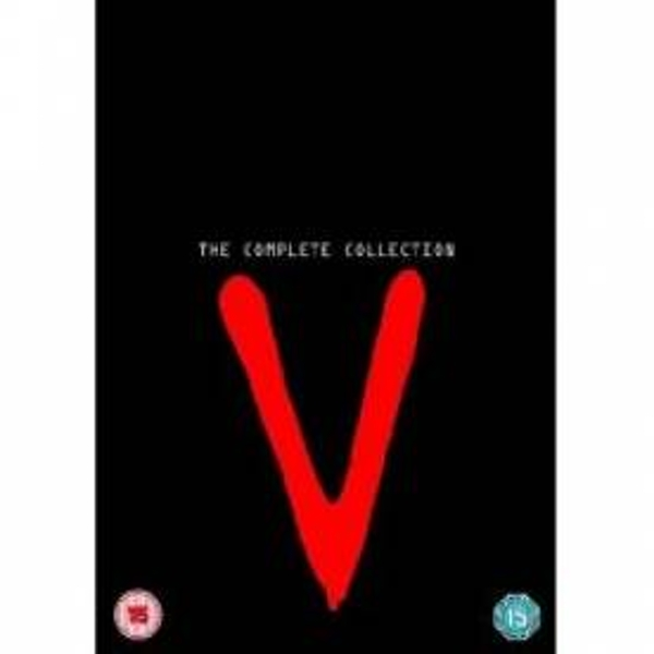 V The Complete Collection DVD