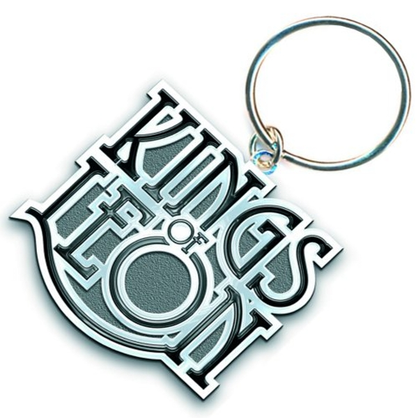 Kings of Leon - Scroll Logo Keychain