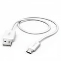 Hama Charging/Sync Cable micro USB 1.4 m White