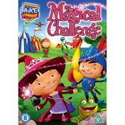 Mike The Knight: The Magical Challenge DVD