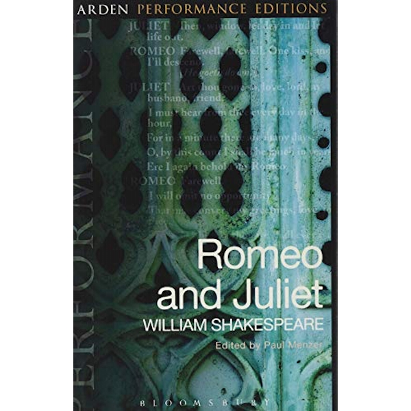 Romeo and Juliet: Arden Performance Editions by William Shakespeare (Paperback, 2017)