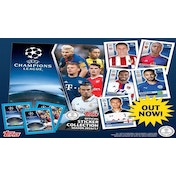 Champions League 16/17 Sticker Starter Pack