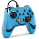 Chrome Blue Zelda PowerA Wired Controller for Nintendo Switch [Damaged Packaging] - Image 3