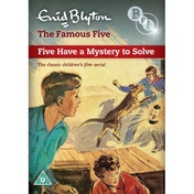 Enid Blyton's The Famous Five Five Have A Mystery To Solve DVD