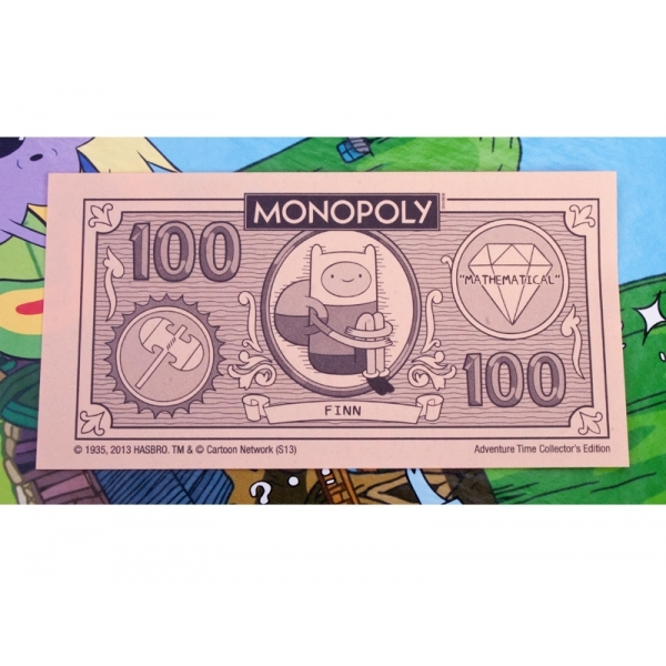 Adventure Time Monopoly - Image 4