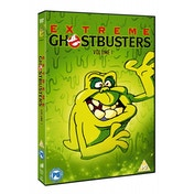 Extreme Ghostbusters: Season 1 - Volume 1 DVD