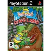 Ex-Display Clever Kids Dino Land Game PS2 Used - Like New