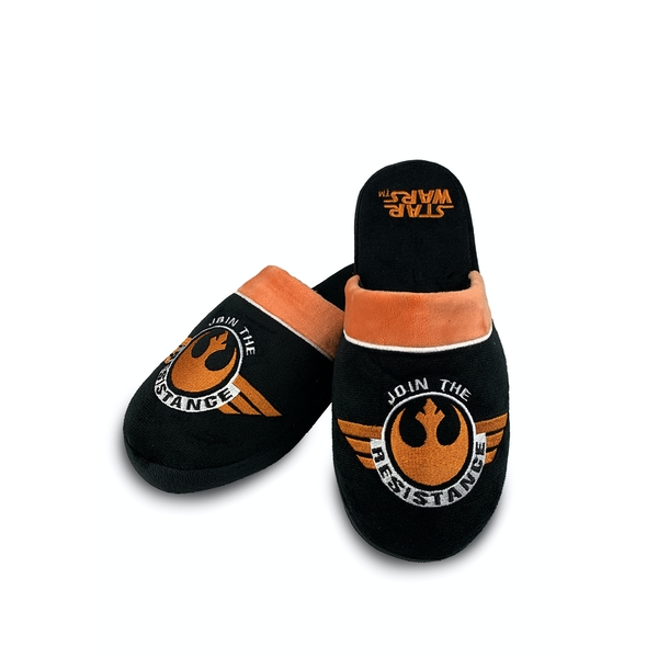 Join the Resistance Star Wars Mule Slippers (UK 8-10)