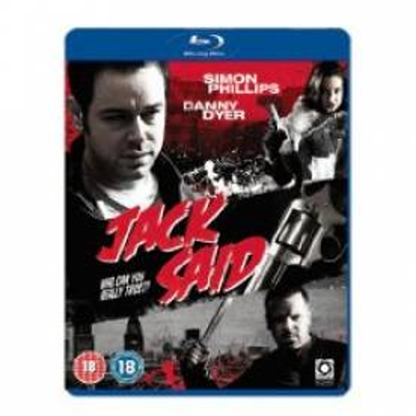 Jack Said Blu-Ray - Image 1