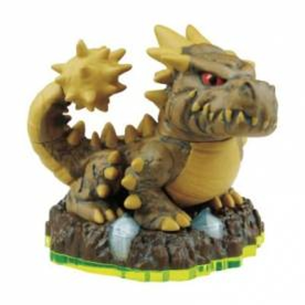 Bash (Skylanders Spyro's Adventure) Earth Character Figure