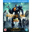 Pacific Rim Uprising 3D Blu-Ray   Blu-Ray   Digital Download