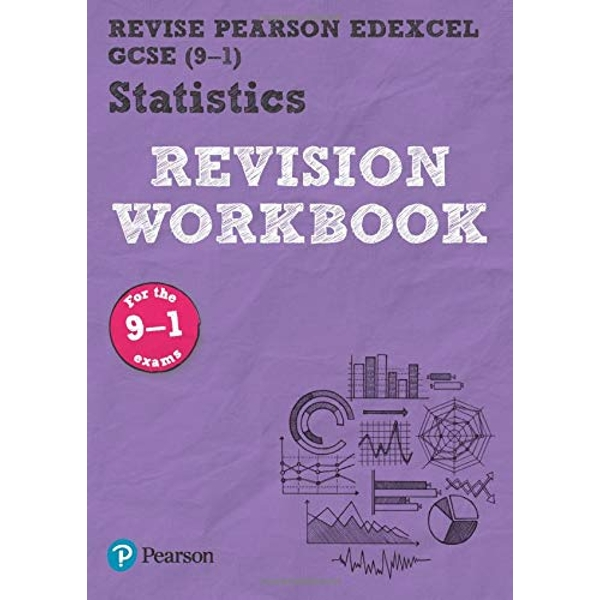 Revise Edexcel GCSE (9-1) Statistics Revision Workbook for the 2017 qualifications  Paperback / softback 2018