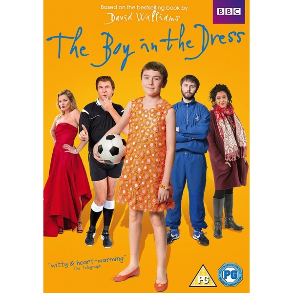 The Boy In The Dress DVD