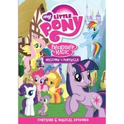 My Little Pony Friendship is Magic Welcome To Ponyville DVD