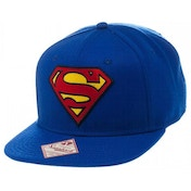 Superman Cap - Blue (one size)