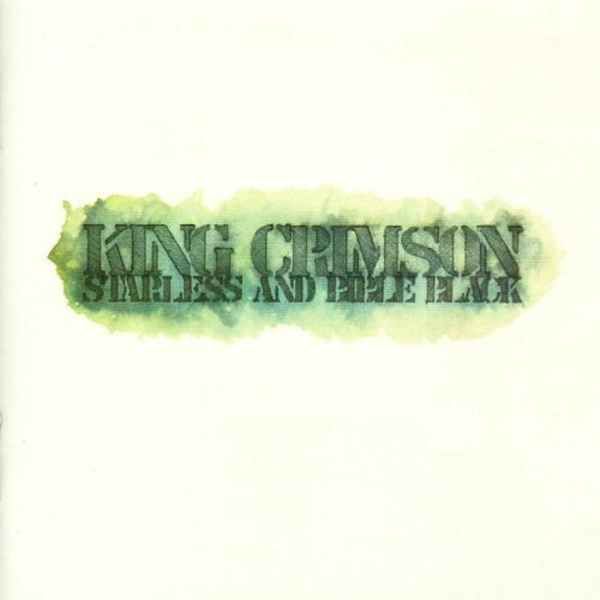 King Crimson - Starless & Bible Black Vinyl
