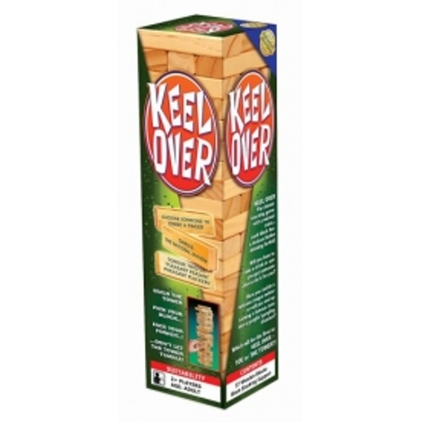 Keel Over Drinking Board Game