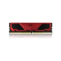 Team ELITE+ 8GB Red Heatsink (1 x 8GB) DDR4 2400MHz DIMM System Memory