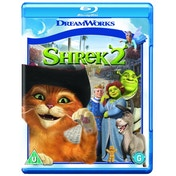 Shrek 2 Blu-ray