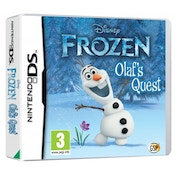 Disney Frozen Olafs Quest Game DS