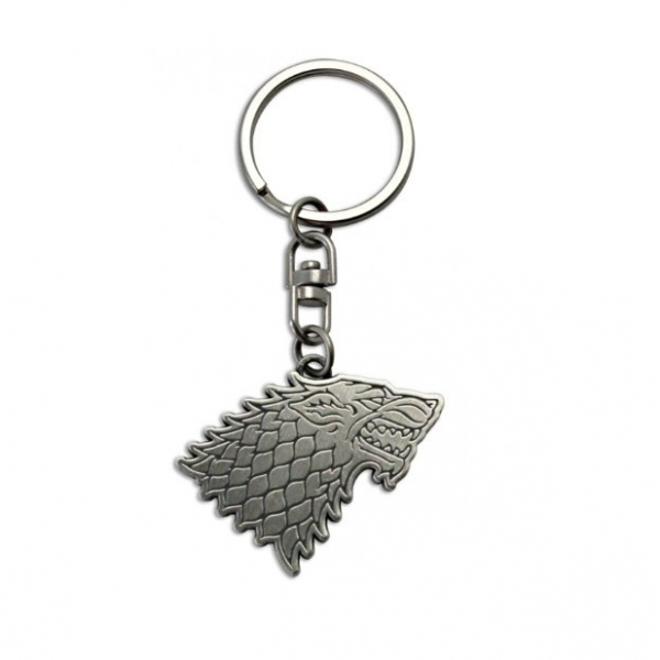 Game of Thrones Stark Keychain - Image 1