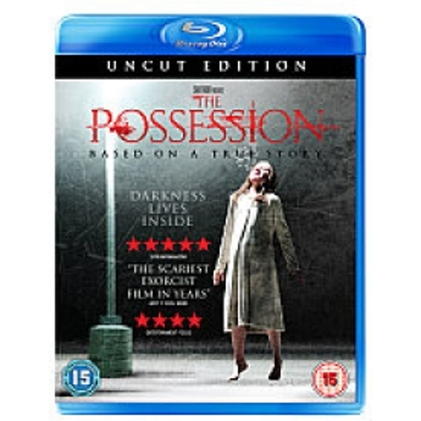 The Possession Uncut Edition Blu-ray