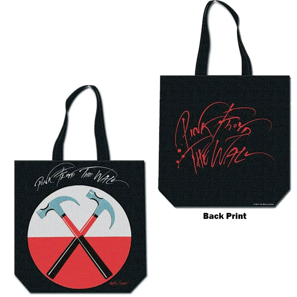 Pink Floyd - Hammers Cotton Tote Bag