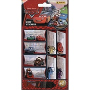 Panini Disney Cars 2 in 1 sticker set