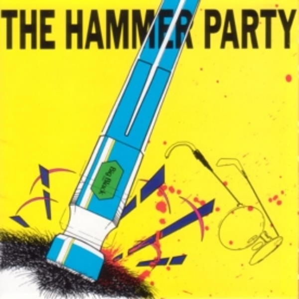Big Black - The Hammer Party CD