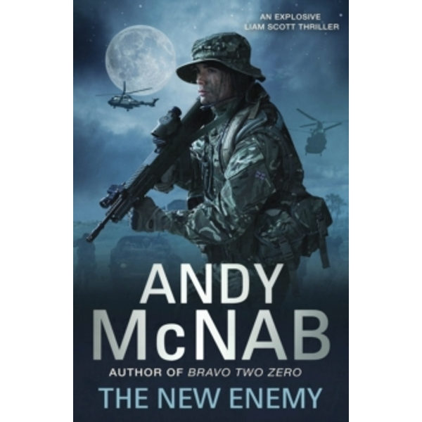 The New Enemy: Liam Scott Book 3 by Andy McNab (Paperback, 2016)