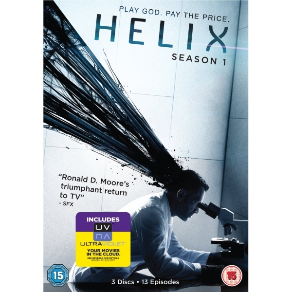 Helix Season 1 DVD