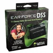 Turtle Beach Ear Force DSS Channel Dolby Surround Sound Processor Xbox 360/PS3