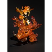 Ex-Display Naruto Kurama (Naruto Relations) Bandai Tamashii Nations Figuarts Zero Figure Used - Like New
