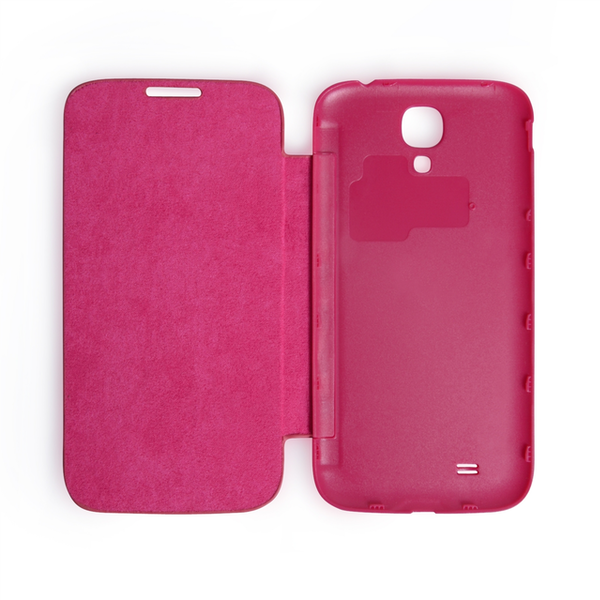 YouSave Accessories Samsung Galaxy S4 Battery Cover Case - Hot Pink - Image 2