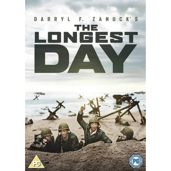 The Longest Day (2014 Release) DVD