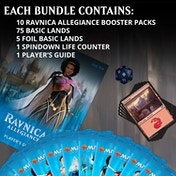 Magic The Gathering - Ravnica Allegiance Bundle