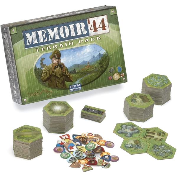 Memoir44 Terrain Pack English Board Game