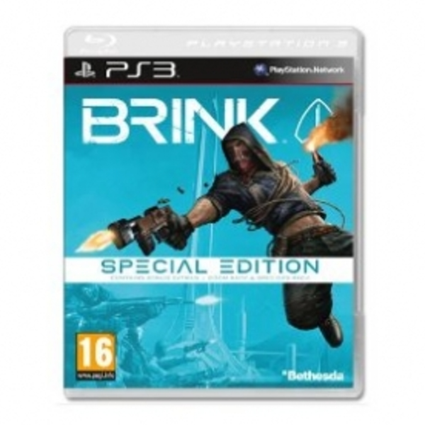 Brink Special Edition PS3 Game