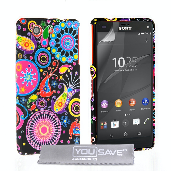 YouSave Accessories Sony Xperia Z4 Compact Jellyfish Gel Case