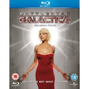 Battlestar Galactica Season 4 Blu-ray