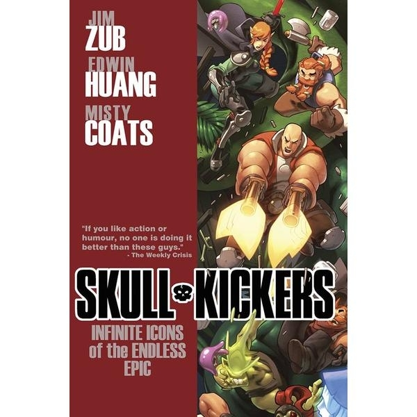 Skullkickers Volume 6 Infinite Icons of the Endless Epic